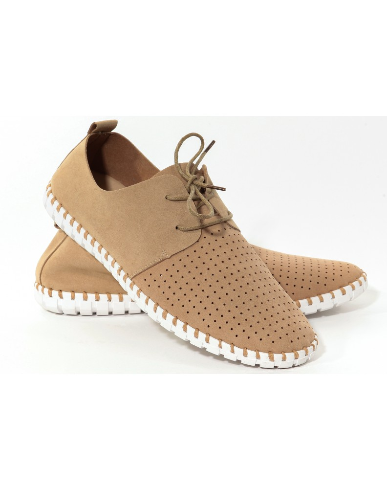 COSTA TAUPE shoes