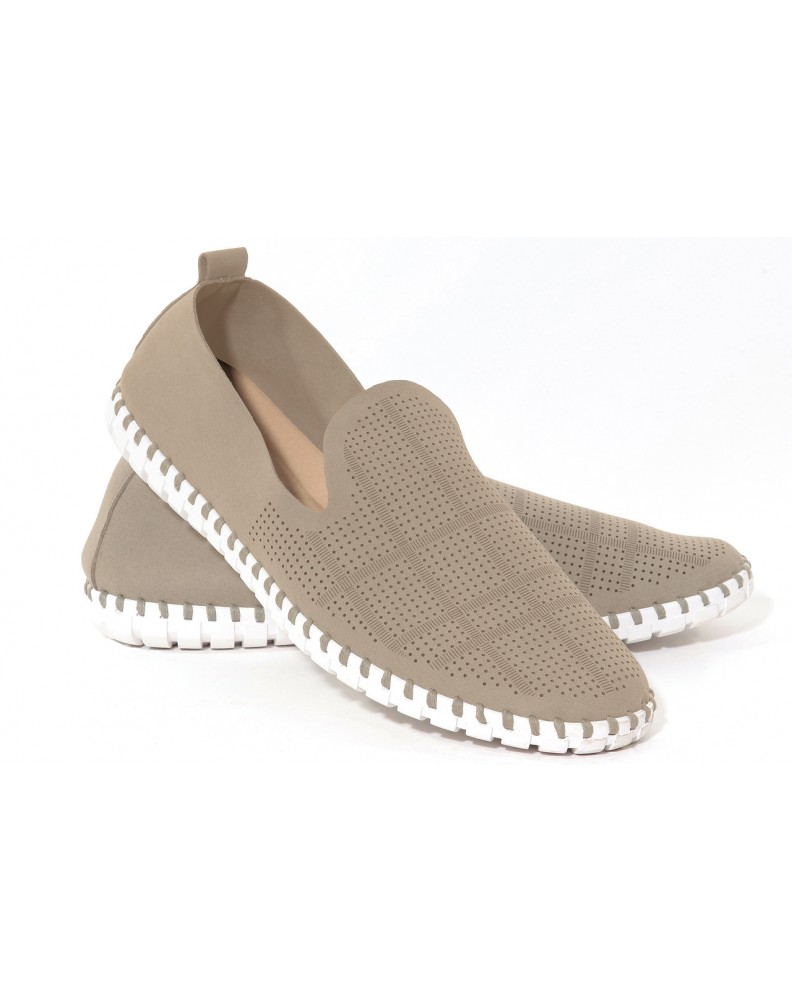 COOL TAUPE shoes