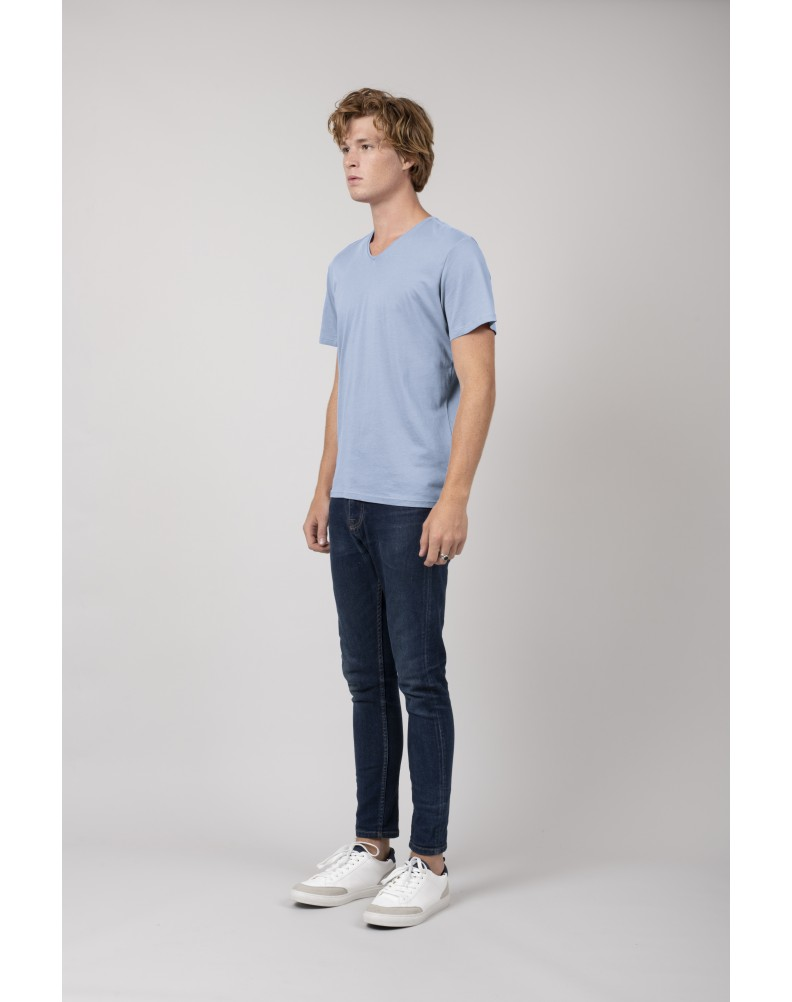 BAUHINIA DUCK BLUE T-shirt